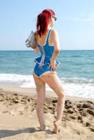 Latex Beach by ilovefrenchgirls