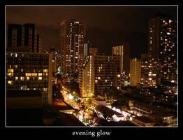 evening glow by xanadian