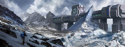 Frigid Base by C0nstantini