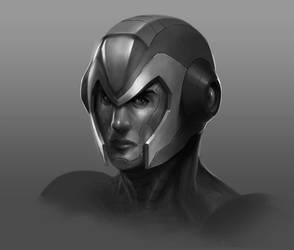 Megaman X by C0nstantini
