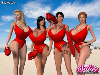 Baywatch by SuperSexyJuliet