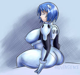 Plump Rei by Radvengence