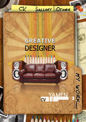 CV cover by yamen888