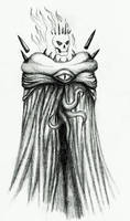 ..The Necromancer.. by feydrautha