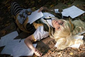 TRDO: Lucille in Wonderland by Magoro
