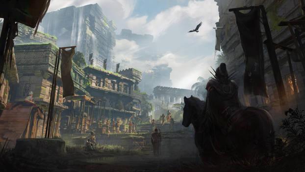 New World by freelex30
