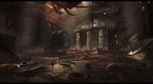 Project Hephaestus - The Room by freelex30