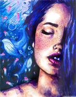 Music of the ocean by umantsiva