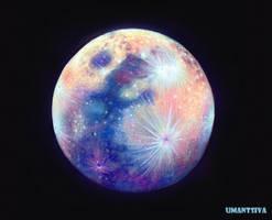 Full moon by umantsiva