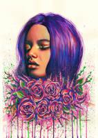 Violet by umantsiva