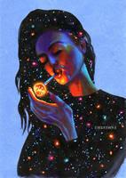 Ask the Universe by umantsiva