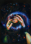 Galaxy by umantsiva