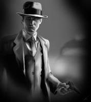Cole Phelps by ArchXAngel20