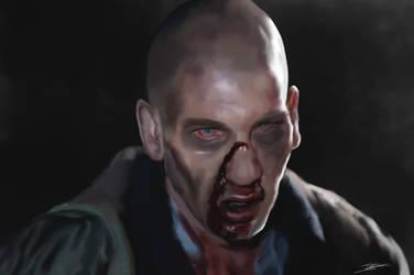 Walking Dead  - Shane by ArchXAngel20