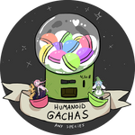 [OPEN] Humanoid Gachas by Anolee