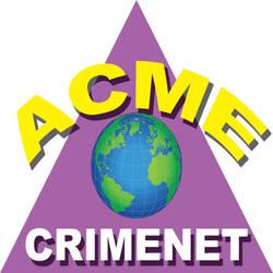 ACME Crimenet Logo by avikalban