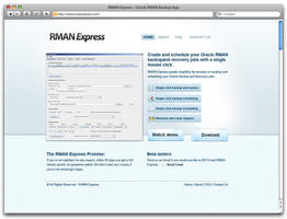 RMAN Express by simiographics