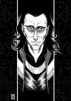 LOKI by bonebreakerdevil