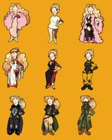 |Lynn| Lynn's Outfits by osseincactus