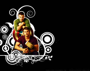 Avengers wallpaper by faded-ink