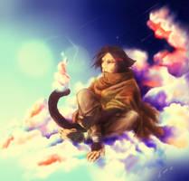 Cloudy by Kuroi-kisin