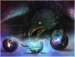 Crow 2010 by Kuroi-kisin