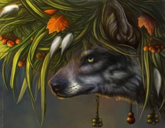 Wreath by Kuroi-kisin