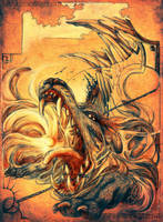 Fenrir by Kuroi-kisin