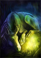 Unicorn's magic by Kuroi-kisin