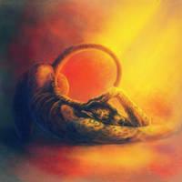 Tranquility by Kuroi-kisin