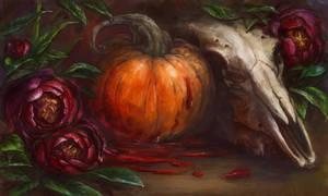Happy 2012 Halloween by Kuroi-kisin
