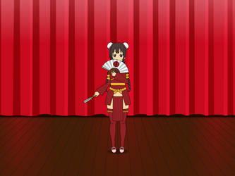 Kisekae - Hannah Orstead (Updated model) by UmiMikoDesu