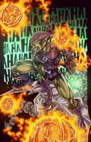 Green Goblin by Lawnz