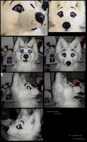 White Wolf head by Squeaky-Pinky