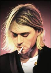 Kurt Cobain by TovMauzer