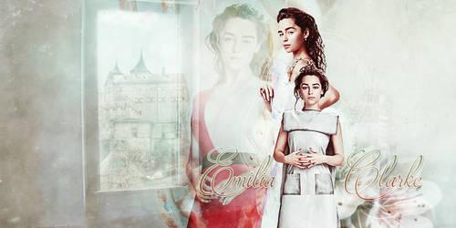 Emilia Clarke by xmhessa