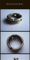 Articulated ring by Vassilius