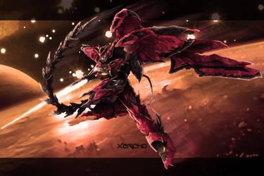 Gundam Epyon Organic by xericho