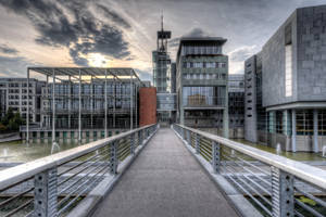 Regierungsviertel by rschoeller