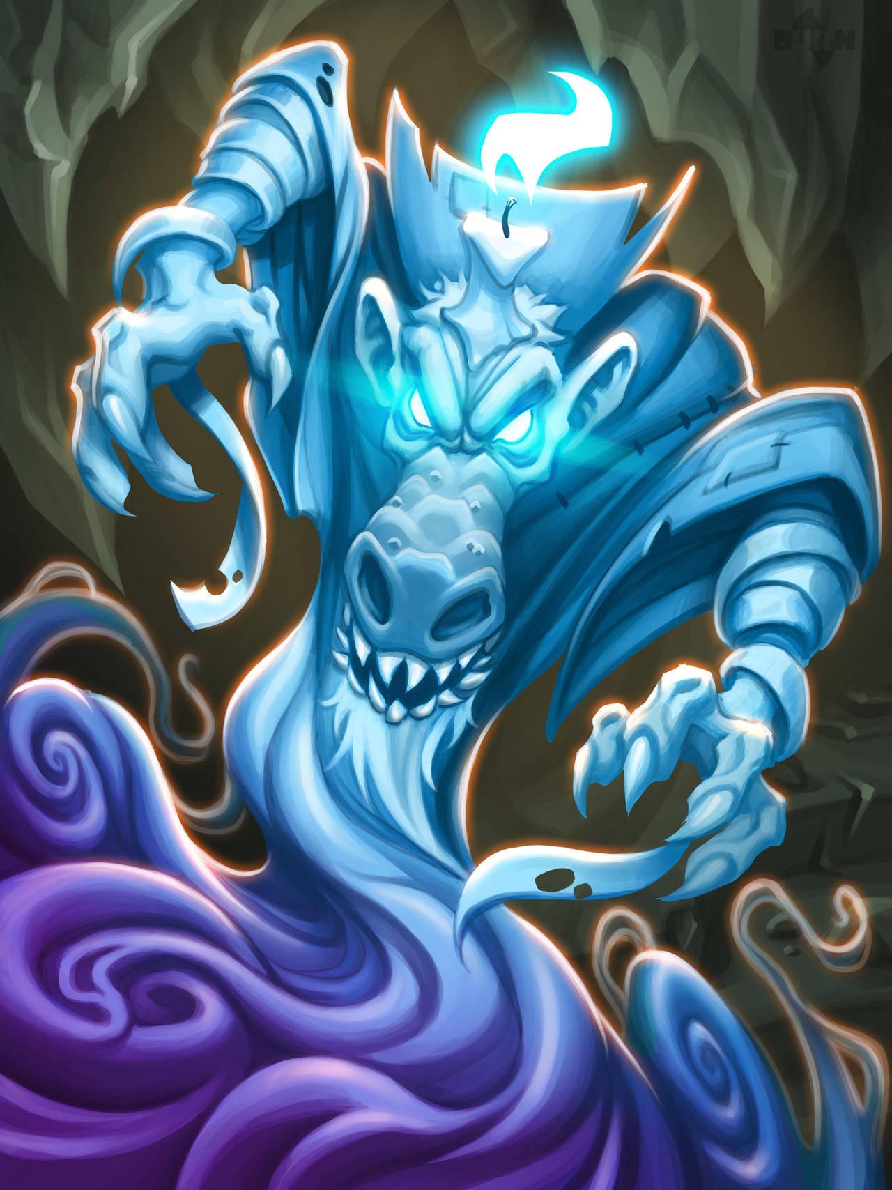 Cursed Revenant by burncomics