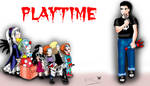 Playtime by Lady--knight