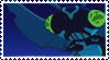 Ben 10 Baby Big Chill Stamp by invader-hime