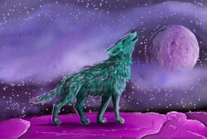 Wolf by XINights