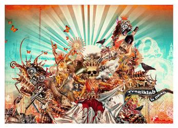 Tragiklab Is Dead by Decogrunge