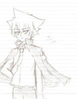 Tsuna - Disciplinary Committee Leader ver. by lenxkaho
