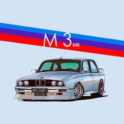 M 3   E30 by DUST2196