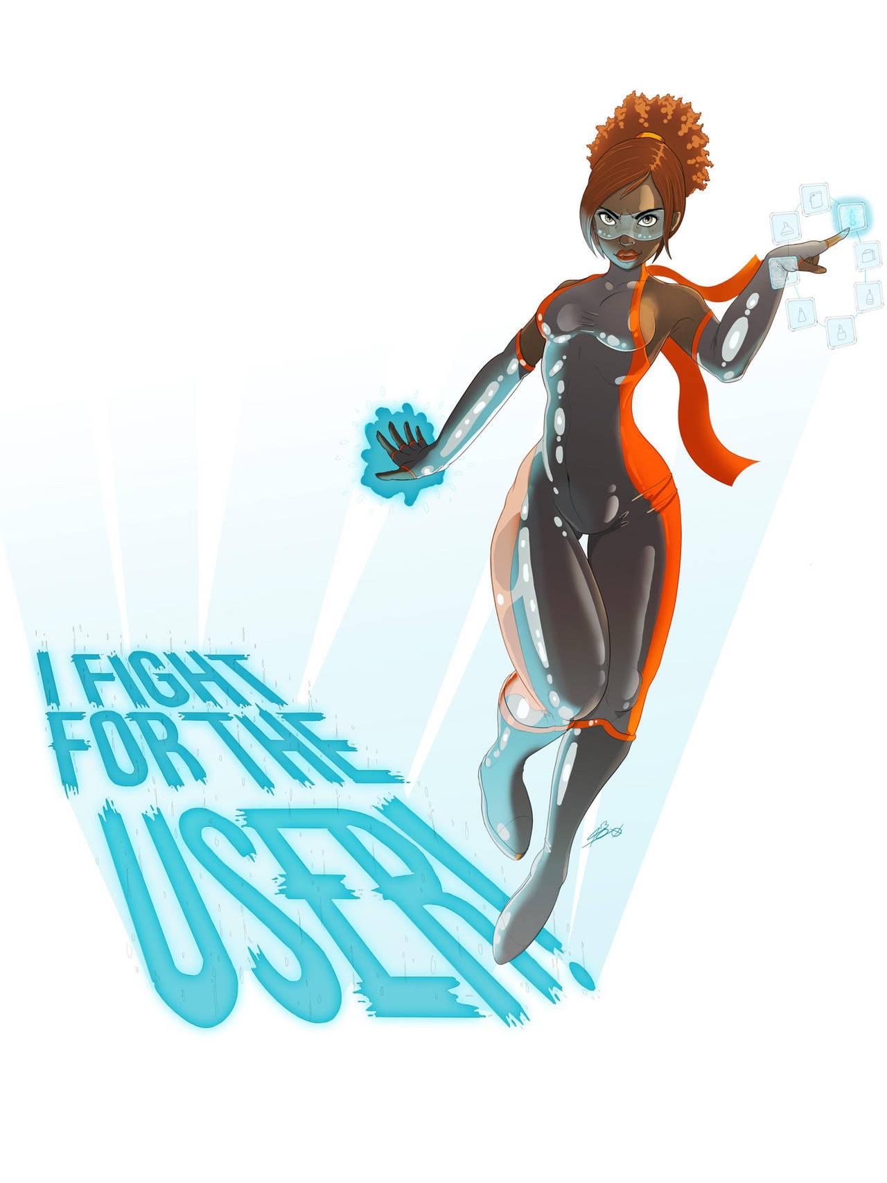 ISDFC Commission - ReneeDiCherri by EzJedi