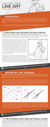 Tutorial: Creating Crisp Line Art by EzJedi