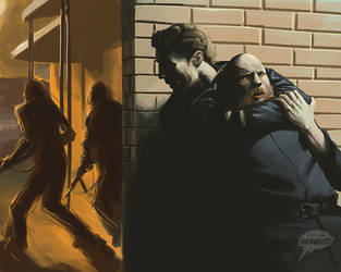 True Detective by akira337