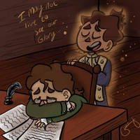 I may not Live to see our Glory... by Destiel-lover-67